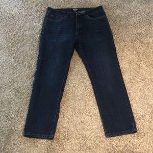 Bluenotes men's jeans slim straight sz 34/30